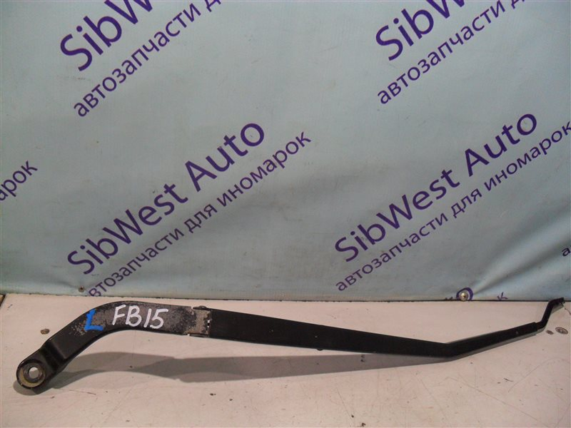 Поводок стеклоочистителя Nissan Sunny FB15 QG15DE 2001 передний левый