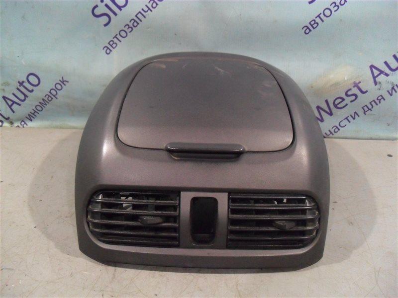 Консоль торпеды Nissan Sunny FB15 QG15DE 2001