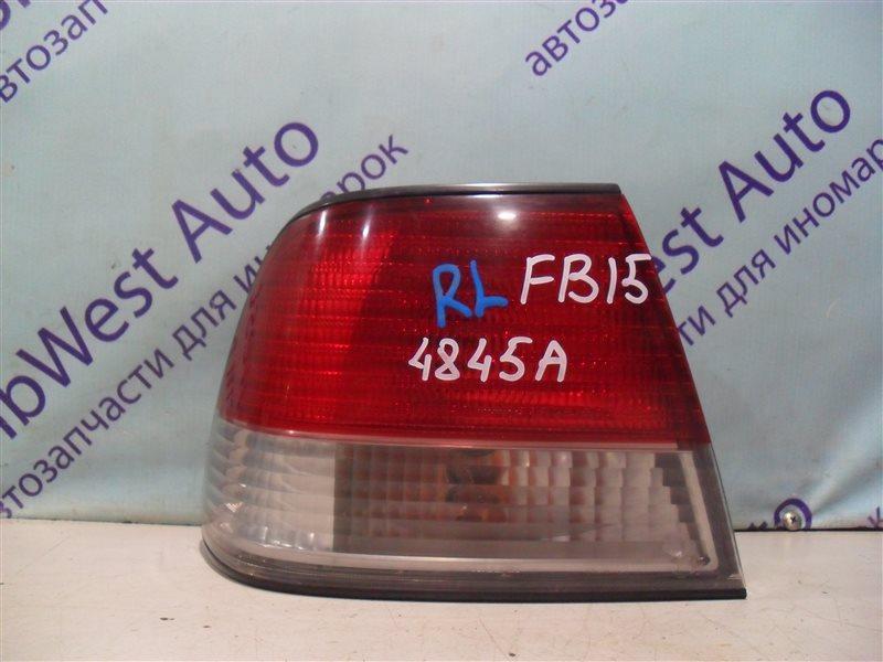 Стоп-сигнал Nissan Sunny FB15 QG15DE 2001 задний левый