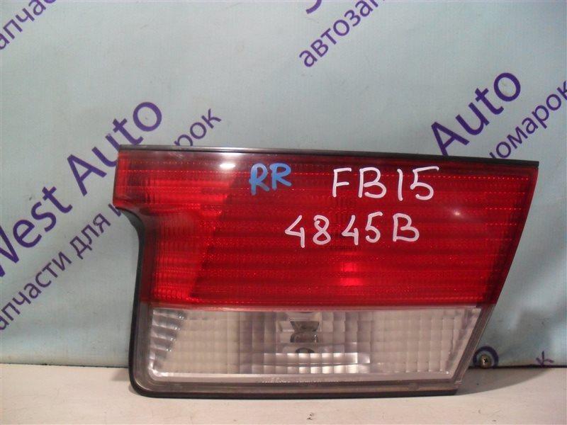 Вставка между стопов Nissan Sunny FB15 QG15DE 2001 задняя правая