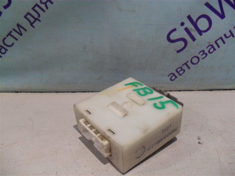 Блок управления дверьми Nissan Sunny FB15 QG15DE 2001