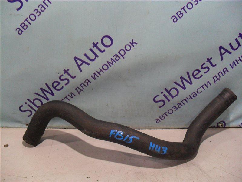 Патрубок радиатора Nissan Sunny FB15 QG15DE 2001 нижний