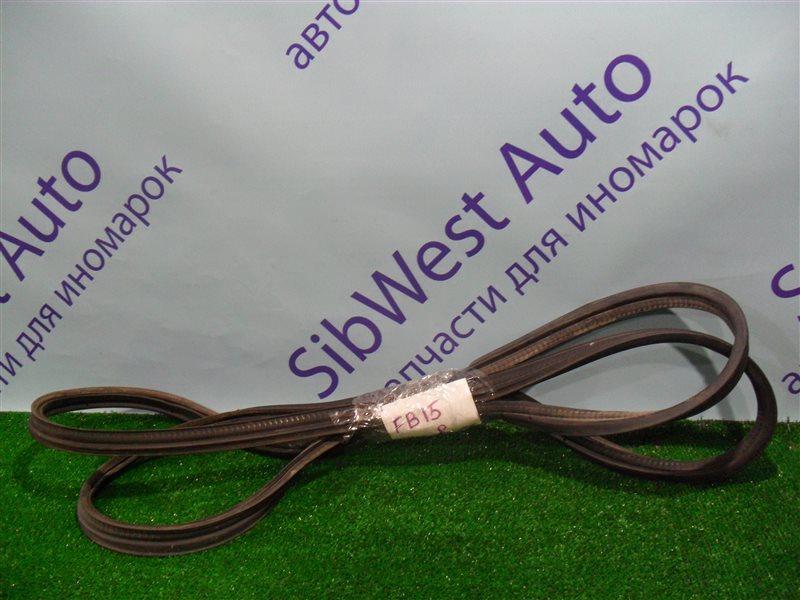 Уплотнительная резинка багажника Nissan Sunny FB15 QG15DE 2001 задняя