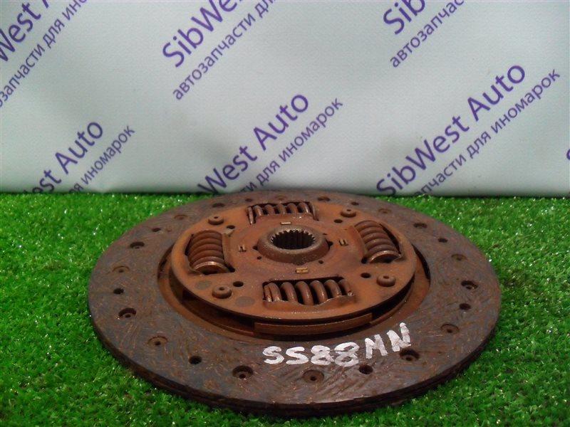 Диск сцепления Nissan Vanette SS88MN F8 1997