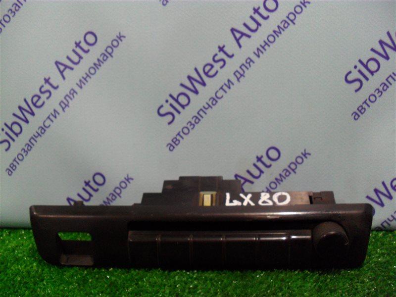 Магнитофон Toyota Chaser LX80 2LT 1991
