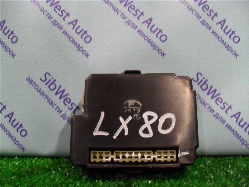 Электронный блок Toyota Chaser LX80 2LT 1991