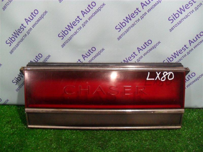 Вставка между стопов Toyota Chaser LX80 2LT 1991