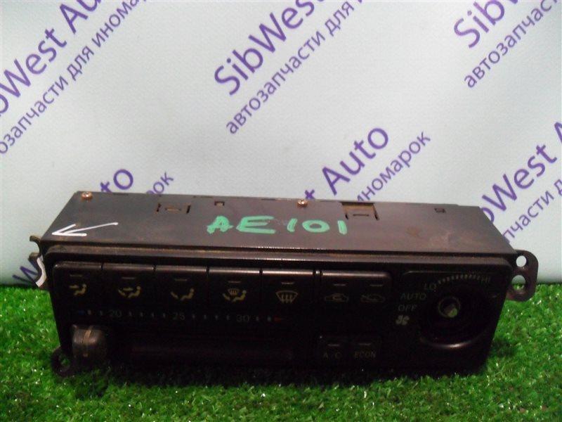 Блок управления климат-контролем Toyota Ceres AE101 4A-FE 1992