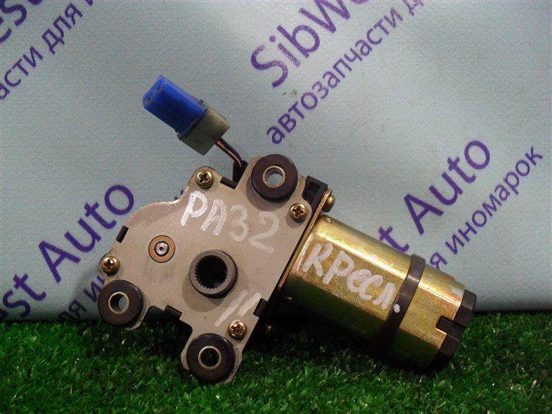 Мотор привода сиденья Nissan Cefiro PA32 VQ25DE 1995
