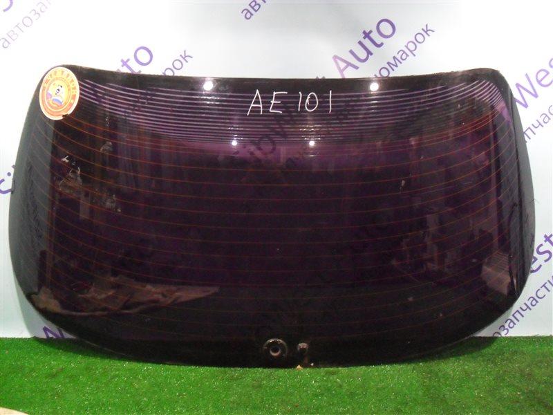Заднее стекло Toyota Ceres AE101 4A-FE 1992