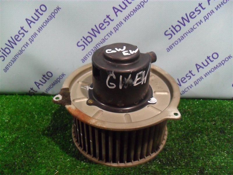 Мотор печки Mazda Capella GWEW FS 1999