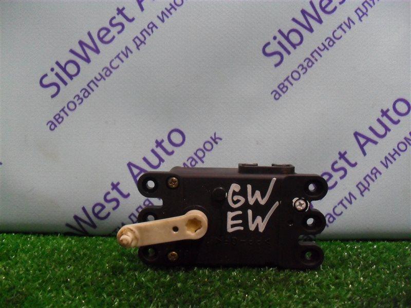 Сервопривод заслонок печки Mazda Capella GWEW FS 1999