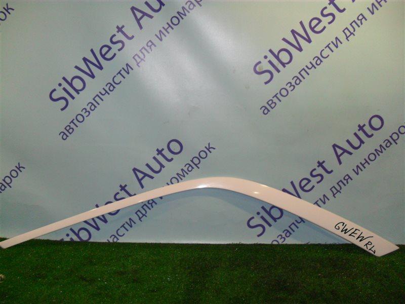 Молдинг на крыло Mazda Capella GWEW FS 1999 задний левый