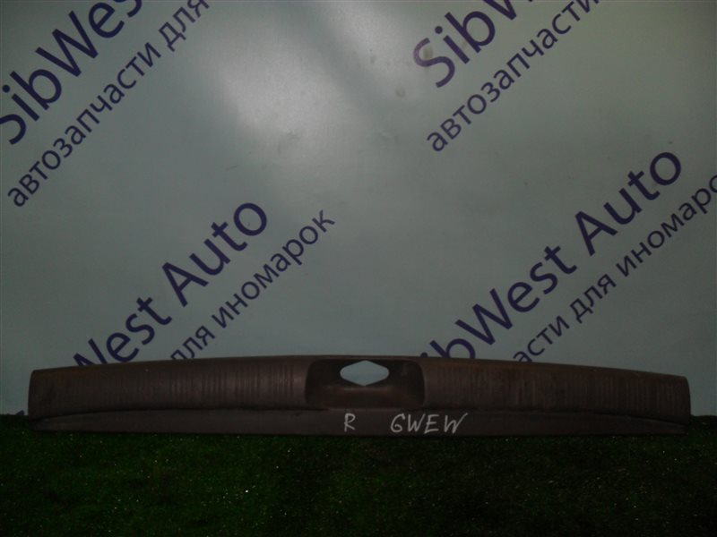 Накладка замка багажника Mazda Capella GWEW FS 1999