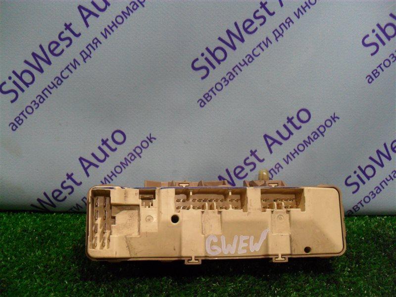 Блок предохранителей Mazda Capella GWEW FS 1999