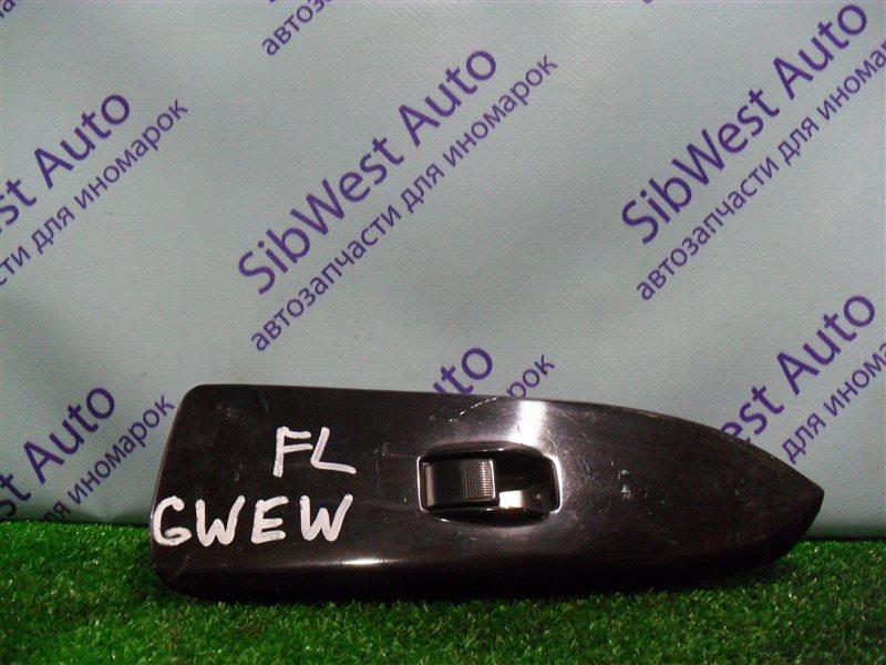 Кнопка стеклоподъемника Mazda Capella GWEW FS 1999 передняя левая