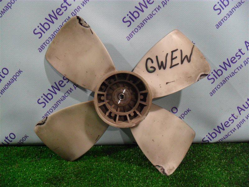 Крыльчатка вентилятора Mazda Capella GWEW FS 1999