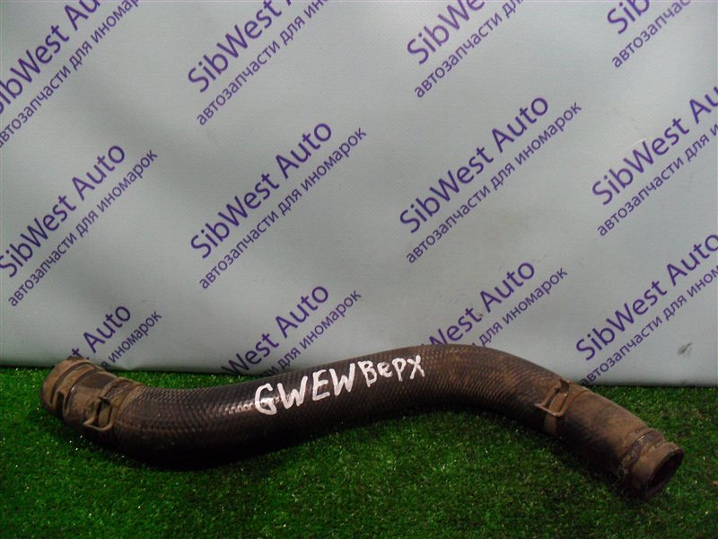 Патрубок радиатора Mazda Capella GWEW FS 1999 верхний