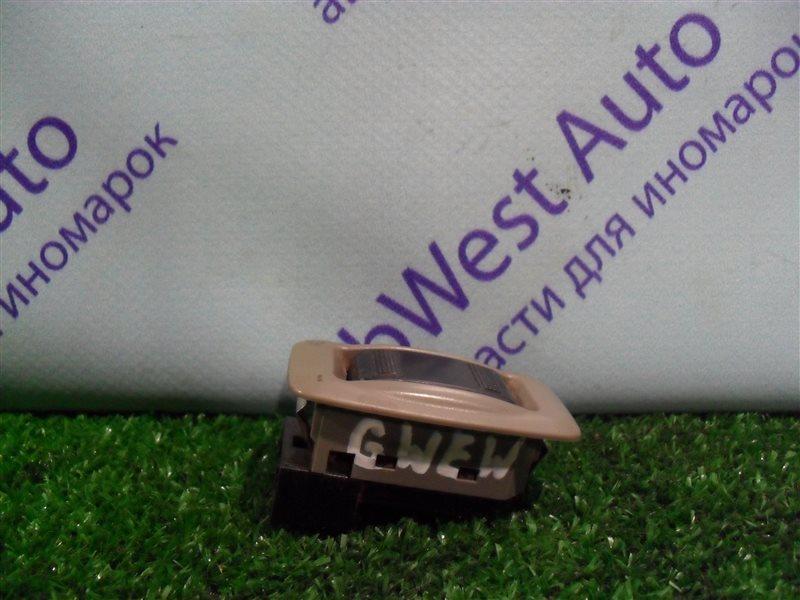 Кнопка стеклоподъемника Mazda Capella GWEW FS 1999 задняя правая