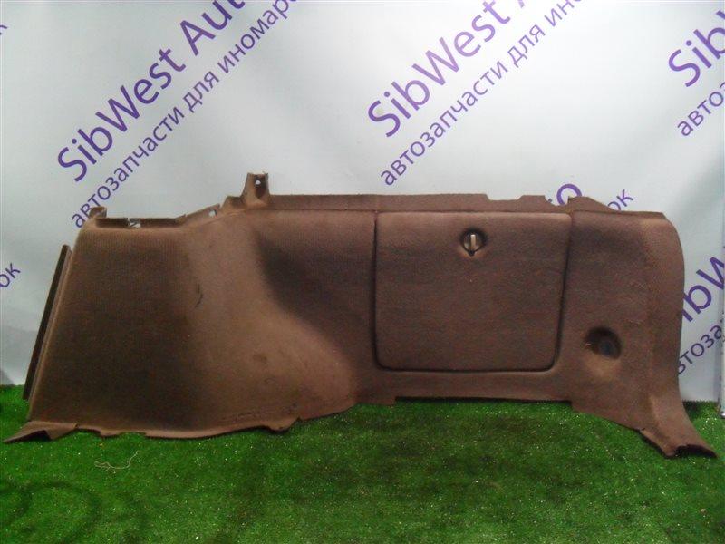 Обшивка багажника Mazda Capella GWEW FS 1999 задняя правая