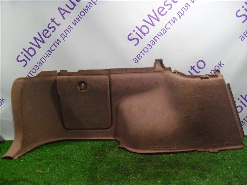 Обшивка багажника Mazda Capella GWEW FS 1999 задняя левая