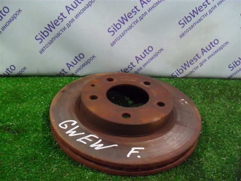 Тормозной диск Mazda Capella GWEW FS 1999 передний