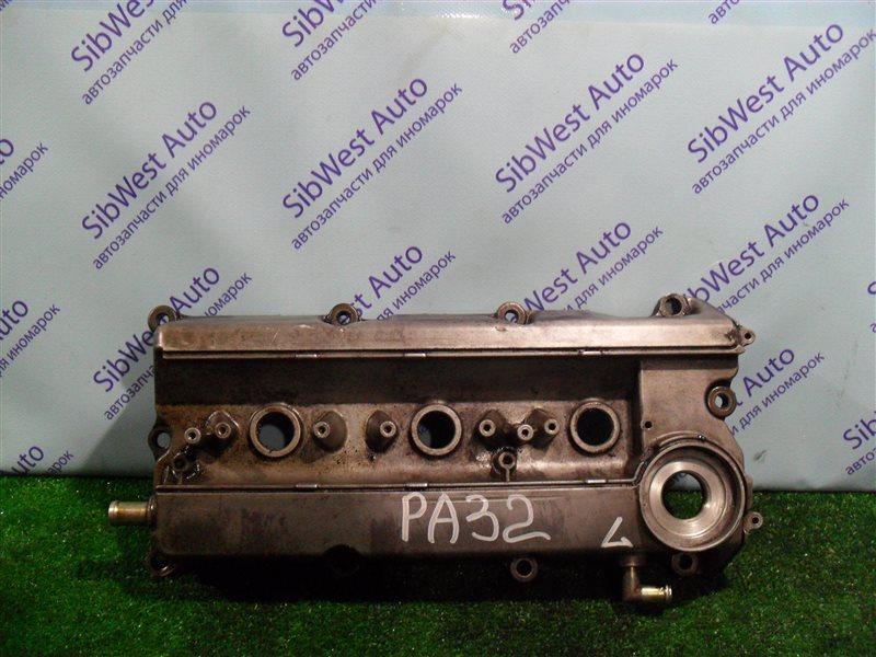 Клапанная крышка Nissan Cefiro PA32 VQ25DE 1995 левая