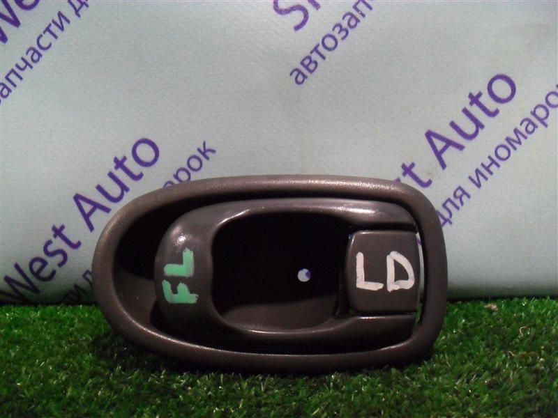 Ручка двери внутренняя Kia Spectra LD S6D 2006 передняя левая