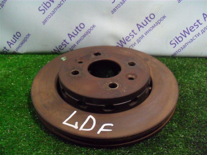 Тормозной диск Kia Spectra LD S6D 2006 передний
