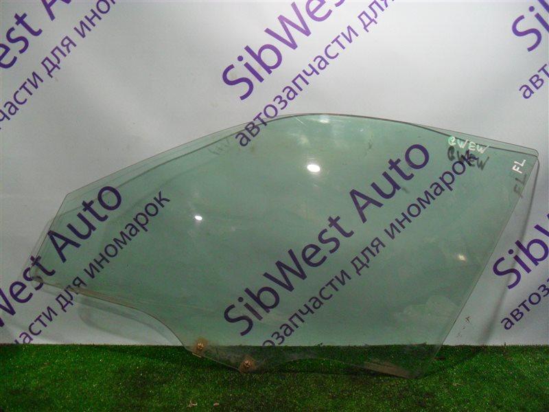 Стекло двери Mazda Capella GWEW FS 1999 переднее левое
