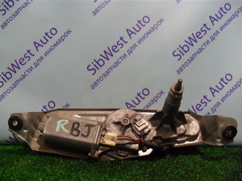 Моторчик заднего дворника Mazda 323 BJ ZM 2001