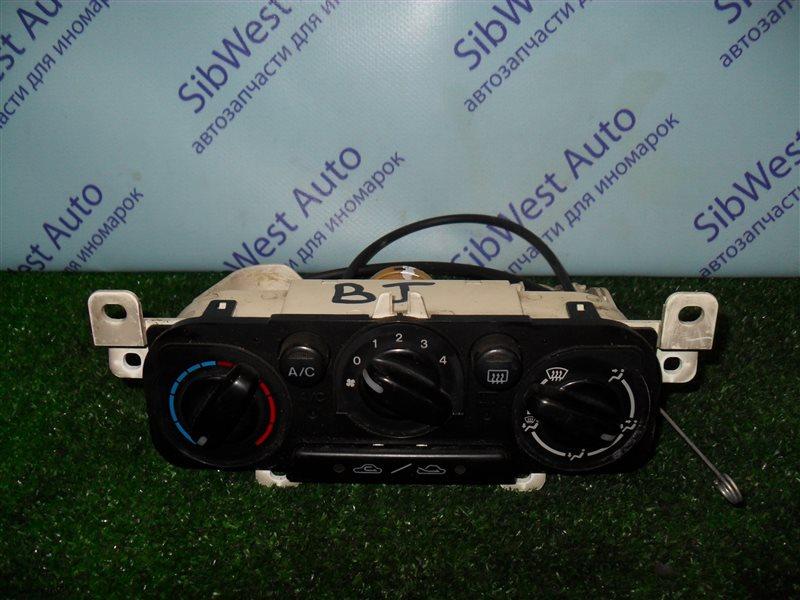 Блок управления климат-контролем Mazda 323 BJ ZM 2001