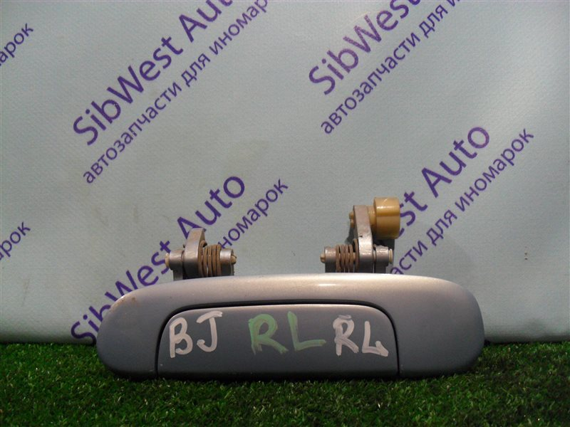 Ручка двери внешняя Mazda 323 BJ ZM 2001 задняя левая