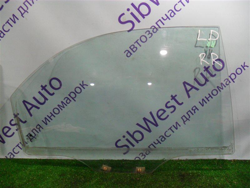 Стекло двери Kia Spectra LD S6D 2006 заднее правое