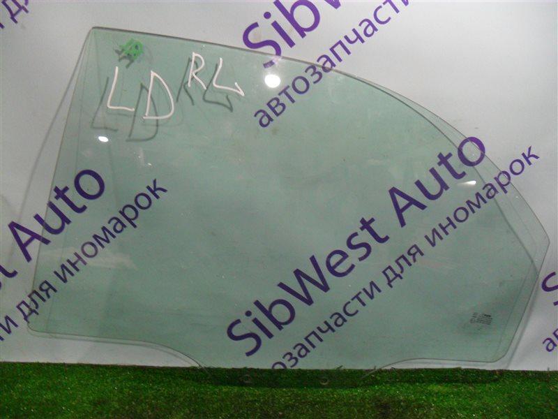 Стекло двери Kia Spectra LD S6D 2006 заднее левое