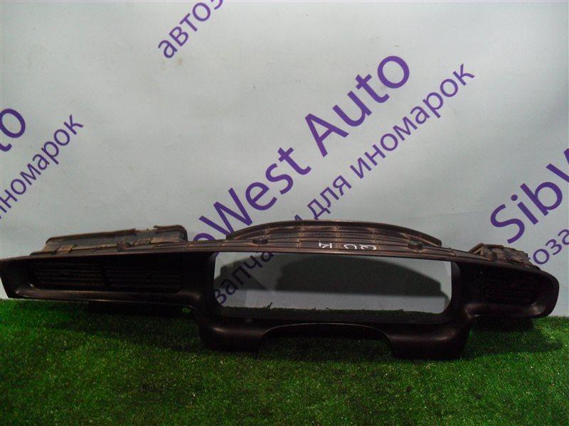 Консоль под щиток приборов Nissan Bluebird QU14 QG18DE 1999