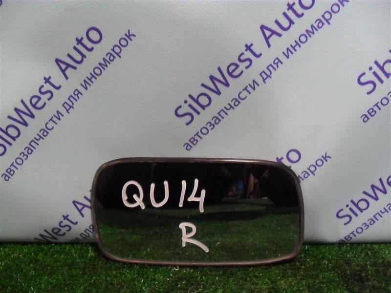 Зеркало Nissan Bluebird QU14 QG18DE 1999 правое