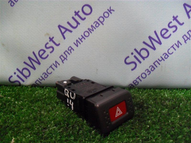 Кнопка аварийной сигнализации Nissan Bluebird QU14 QG18DE 1999