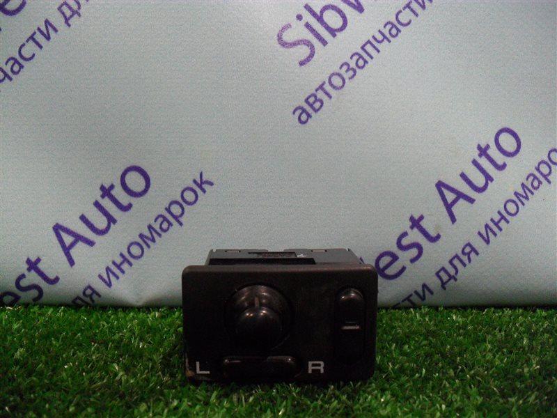 Блок управления зеркалами Nissan Bluebird QU14 QG18DE 1999