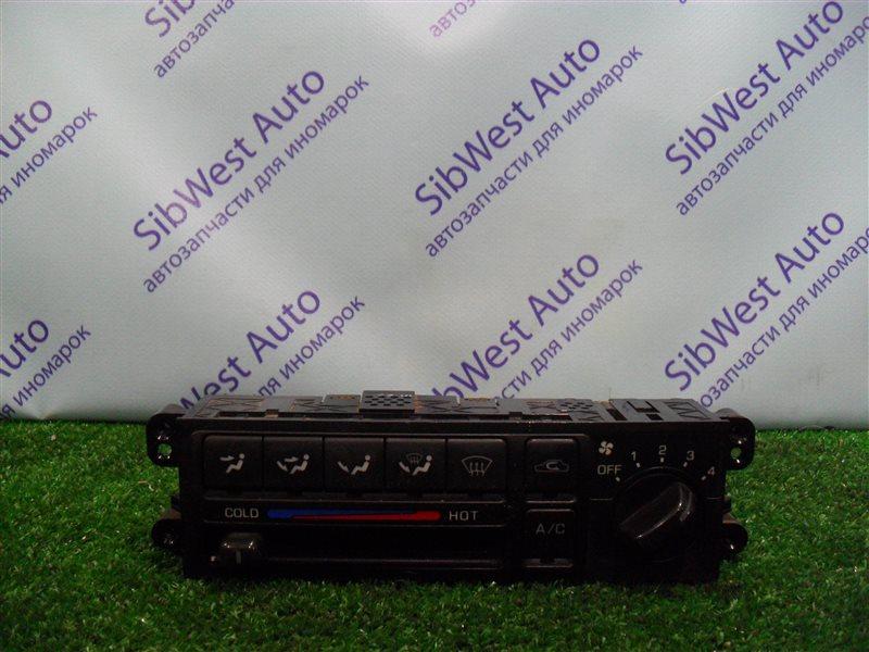 Блок управления климат-контролем Nissan Bluebird QU14 QG18DE 1999