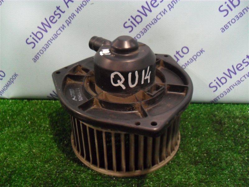 Мотор печки Nissan Bluebird QU14 QG18DE 1999