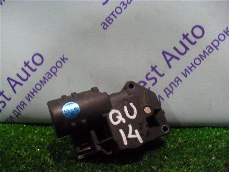 Сервопривод заслонок печки Nissan Bluebird QU14 QG18DE 1999