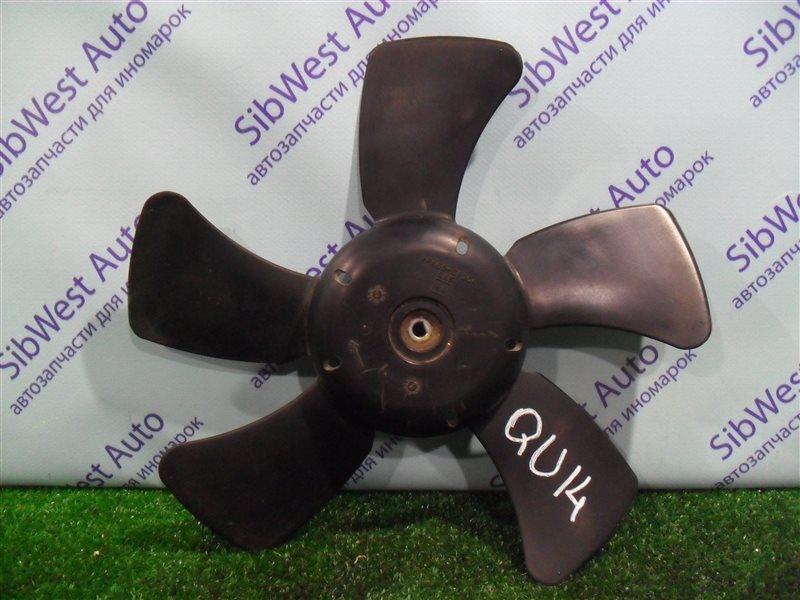 Крыльчатка вентилятора Nissan Bluebird QU14 QG18DE 1999