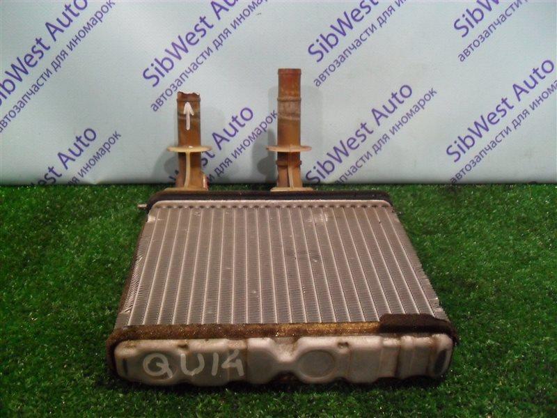 Радиатор печки Nissan Bluebird QU14 QG18DE 1999
