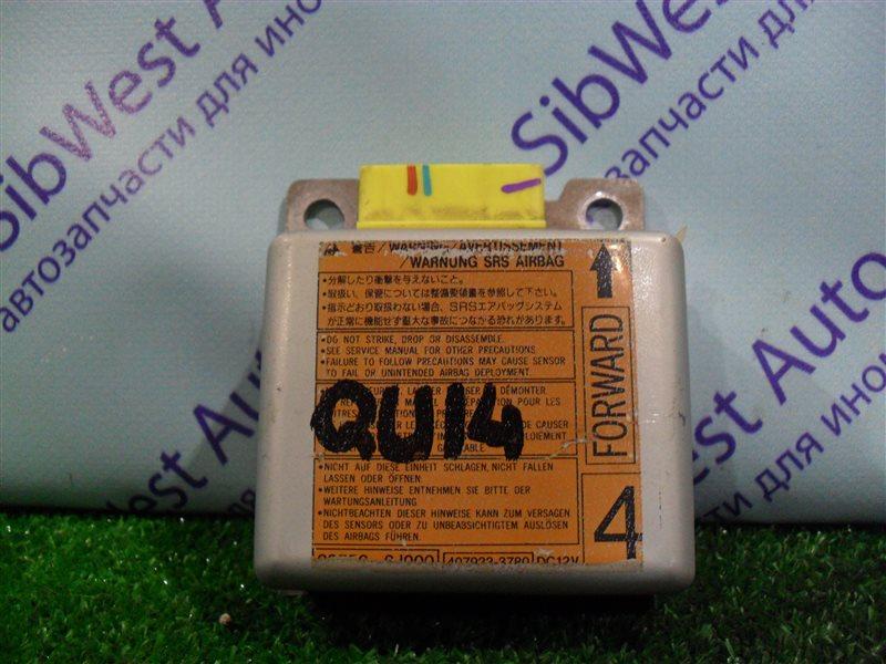Блок управления airbag Nissan Bluebird QU14 QG18DE 1999