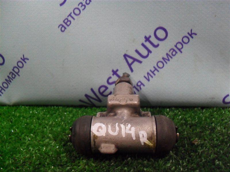 Тормозной цилиндр Nissan Bluebird QU14 QG18DE 1999 задний