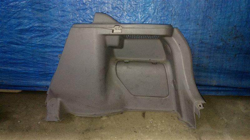 Обшивка багажника Mazda 323 BJ ZM 2001 задняя правая