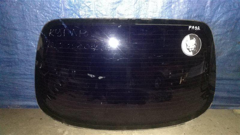 Заднее стекло Nissan Cefiro PA32 VQ25DE 1995