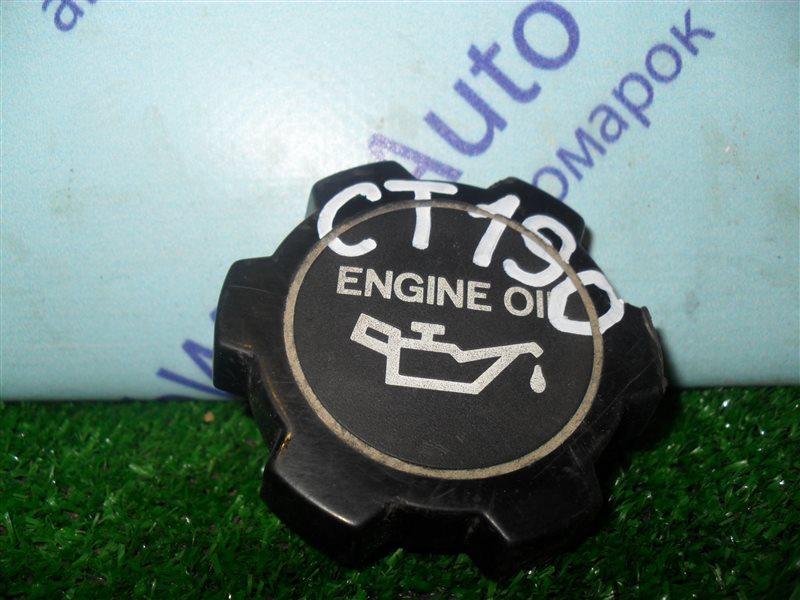 Крышка масляной горловины Toyota Carina CT190 2C 1995