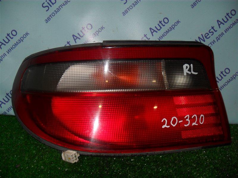 Стоп-сигнал Toyota Carina CT190 2C 1995 задний левый